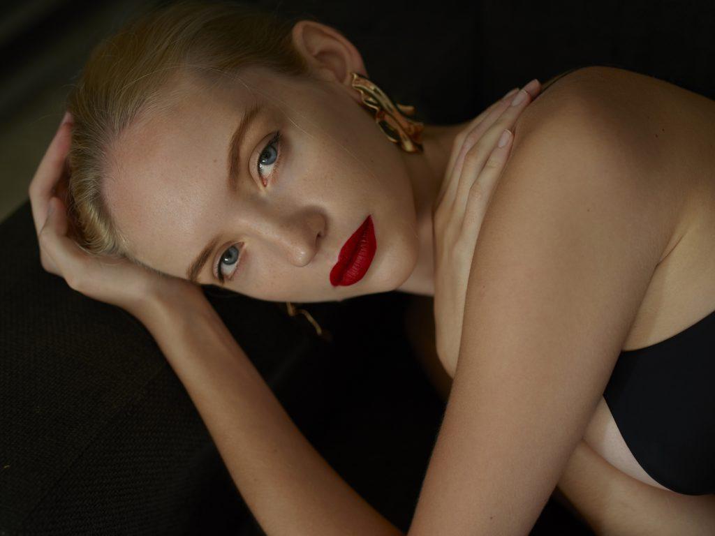Model test in Estonia by Jana Anhalt