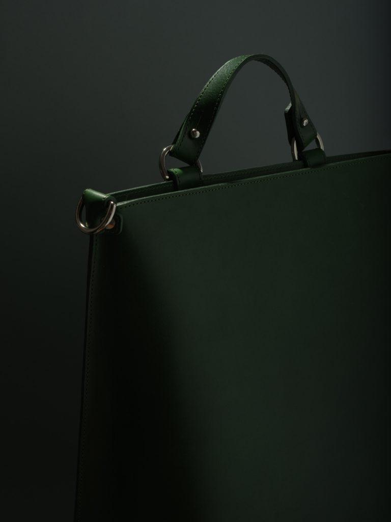 Stella Soomlais designer bag by Jana Anhalt, made in Estonia