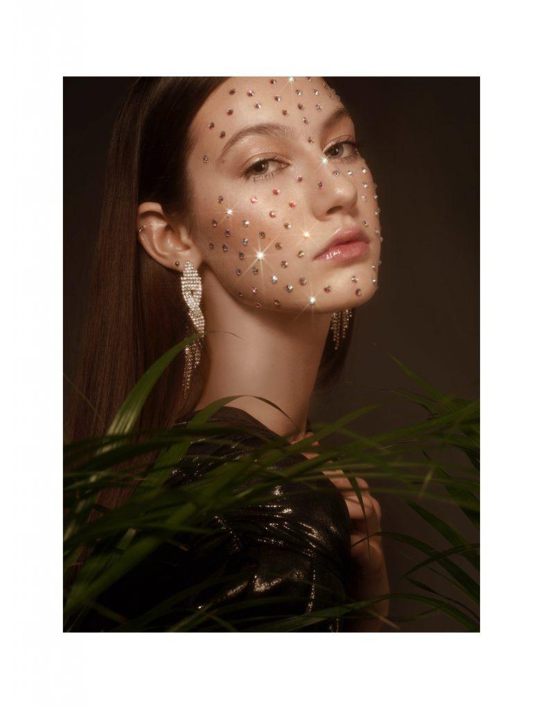 swarovski make up by Jana Anhalt