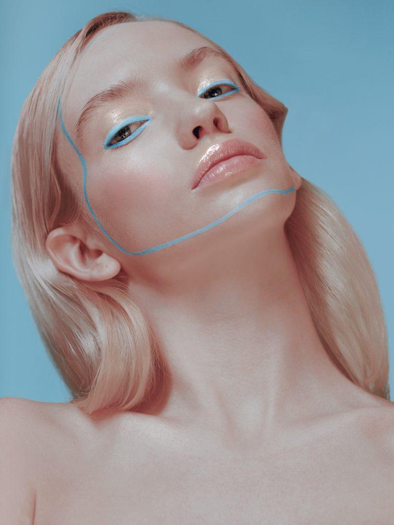 Summer retro pop make up by Jana Anhalt