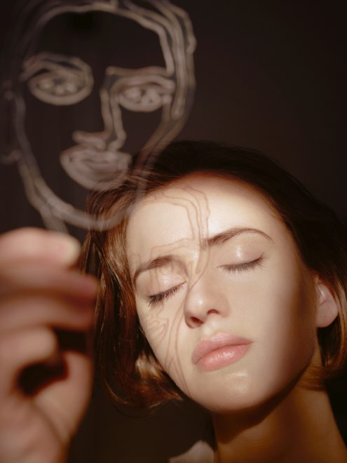 Kandinsky. Malevitch. Love. Artproject by Jana Anhalt featuring jewelry artist Ljubov Kedrina.