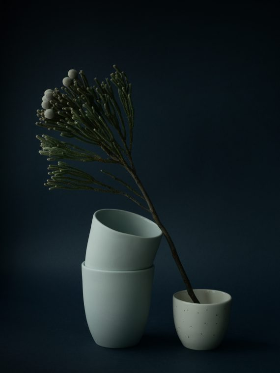 A set of stills for Kazanina ceramics