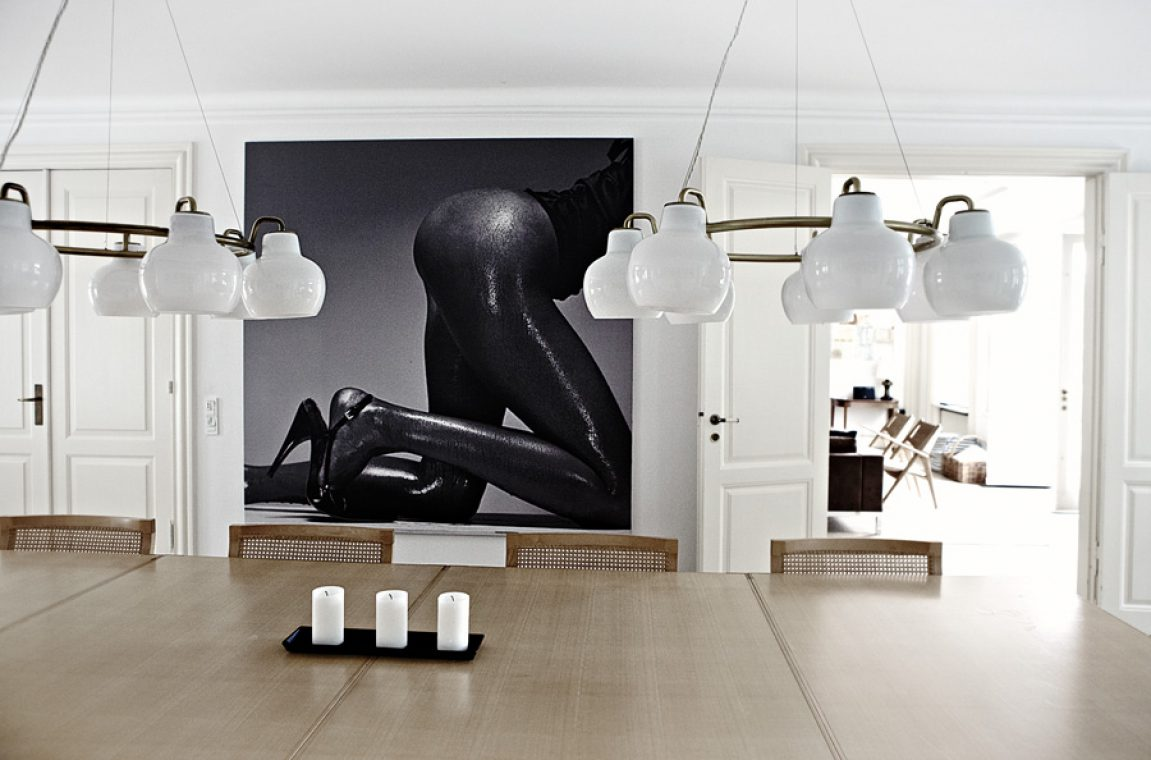 Saga Furs Design Centre dinning room by Jana Anhalt